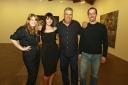 Mark Moore Gallery staff