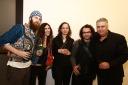 Eric Yanker, Allison Schulnik, Elisabeth Gabriel, Daryoush Asgar and Mark Moore