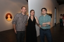 Some of MMG's finest: (L-R) Ryan Taber, Jennifer Nehrbass and Todd Hebert